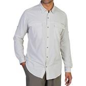 EXOFFICIO Men's Bugsaway Halo Check Shirt, L/S