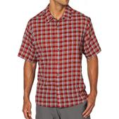 ExOfficio Men's Next to Nothing Plaid Short Sleeve Shirt-S