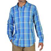 Exofficio Men's Talisman Plaid Shirt, L/s