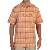 ExOfficio Minimo Plaid SS Shirt - Men's