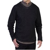 ExOfficio Ruvido V Neck Sweater Mens