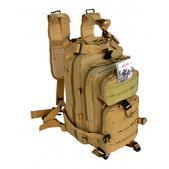 Explorer Bag Backpack Tan B3-TAN