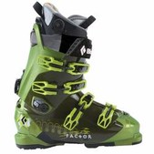 Factor at Ski Boot