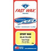 Fast Wax HS-40 Wax Yellow