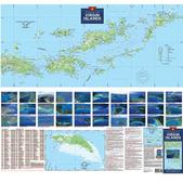 Fine Edge Cruising The Virgin Islands Folded Planning Map