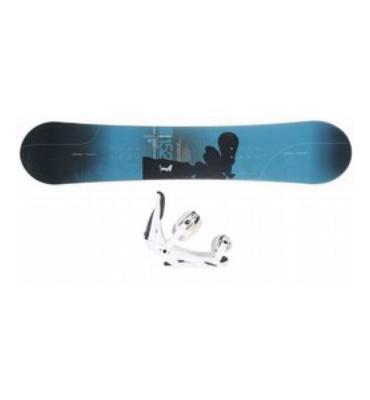 Firefly Bionic Snowboard & Binding Package
