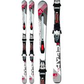 Fischer Hybrid 7.3 Powerrail Skis w/ RS 11 Powerrail Bindings