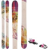 Fischer Koa 98 Skis w/ Look NX 11 Bindings