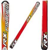 Fischer RXJ Junior Skis