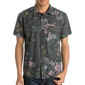 Floral Storm Short Sleeve Shirt