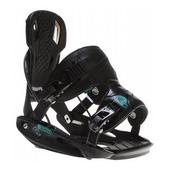 Flow M9 Snowboard Bindings Black