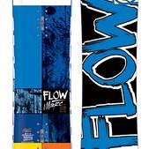 Flow Merc Wide Snowboard Black 156 - Men's