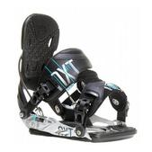 Flow NXT AT Snowboard Bindings Black