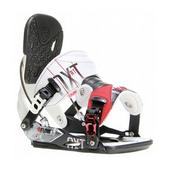 Flow NXT AT Snowboard Bindings White