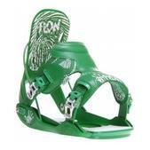 Flow The Five Snowboard Bindings Green