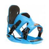 Flow Trilogy Snowboard Bindings Blue