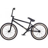 Flybikes Proton BMX Bike Gloss Black 20in/21in Top Tube