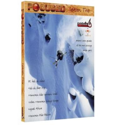 Focused Season 2 Ski DVD
