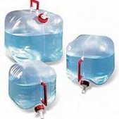 Foldable Water Carriers