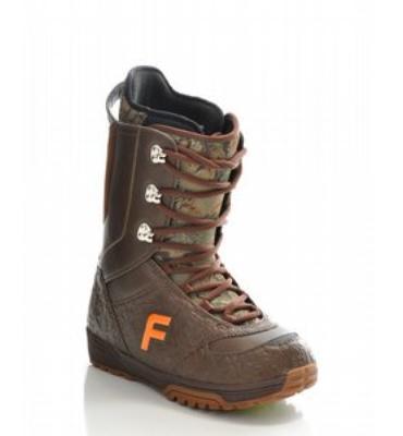 Forum Destroyer Snowboard Boots Brown
