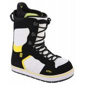 Forum Escape Snowboard Boots Black/White
