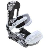 Forum Faction Snowboard Bindings Real Black