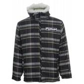 Forum Jekyl N Hide Reversible Snowboard Jacket Plaid Of Death