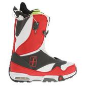 Forum Kicker Snowboard Boots Red