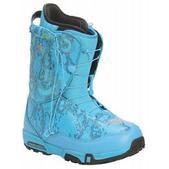 Forum Stampede SLR Snowboard Boots Teal