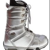 Forum Takedown Snowboard Boots Silver - Men's