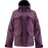 Foursquare Adams Snowboard Jacket Purple Dawn