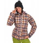 Foursquare Beth Snowboard Jacket Lumberjill