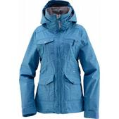 Foursquare Chrissy Snowboard Jacket Bluebird