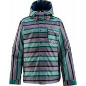 Foursquare Coco Snowboard Jacket Natural Loom Mont Blanc