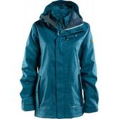 Foursquare Easel Snowboard Jacket Blue Book