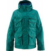 Foursquare Fabian Snowboard Jacket Squared Emerald