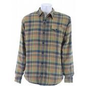 Foursquare Flannel Insulator Fleece Shirt Crossroad Grain