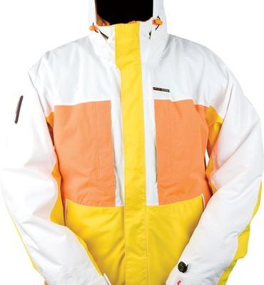 Foursquare Severson Snowboard Jacket Brilliance - Men's