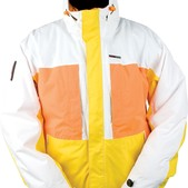 Foursquare Severson Snowboard Jacket Brilliance - Men's