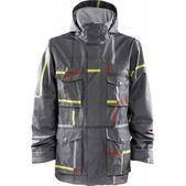 Foursquare Vise Snowboard Jacket Cast Iron Large Format