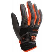 Fox Sidewinder Bike Gloves Orange