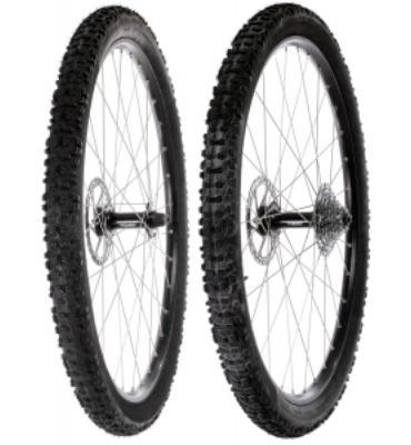 Framed Minnesota 1.2/2.2 Fattie Slims Hybrid/Trail Wheelset ...
