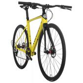 Framed Rodez Carbon Flat Bar Bike - Rival 1 & Carbon Wheels