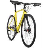 Framed Rodez Carbon Flat Bar Bike - Rival 22 & Carbon Wheels