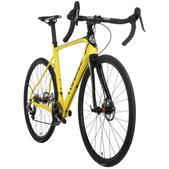 Framed Rodez Disc Carbon Road Bike - Rival 1 & Carbon Wheels
