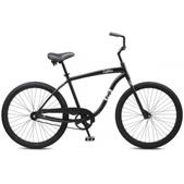 Fuji Captiva Beach Cruiser Black Matte 21in