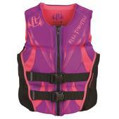 Full Throttle Women's Rapid-Dry Flex Life Vest Purple XS 142500-600-810-15