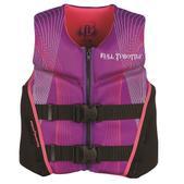 Full Throttle Youth Rapid-Dry Flex Life Vest Purple 142500-600-002-15