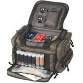 G-Outdoors G.P.S. Sporting Clays Bag with Rain Flap Olive GPS-1411SC
