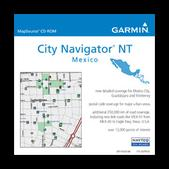 Garmin City Navigator Mexico NT, microSD/SD Card